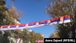 Detalj iz Severne Mitrovice uoči lokalnih izbora