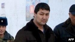 Кадыр Досонов. 2012 год.