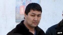 Кадыр Досонов.