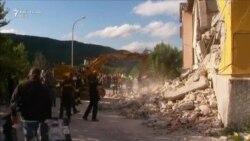 Tërmeti i fuqishëm në Itali