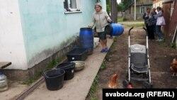 Падворак шматдзетнай маці Тацяны Макаравай