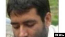 مجید توکلی، دانشجوی بازداشتی امیر کبیر که متهم به انتشار نشریات توهین آمیز است.