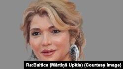 На иллюстрации — дочь президента Узбекистана Гульнара Каримова.