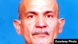 Uzbekistan - Imprisoned Uzbek Rights Activist Abdurasul Khudoynazarov. Tashknet,2004