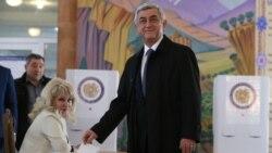 Ermenistan: Saýlawlarda häkimiýetdäki partiýa ýeňiş gazandy