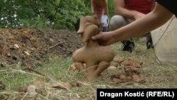 Vitka iz neolita, svetsko otkriće iz Župe