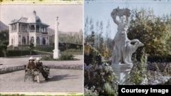 Жүз жыл мурда гүлдөгөн Ооганстан