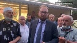 «Это политическое преследование». Адвокат – об аресте крымскотатарского активиста Наримана Джеляла (видео)