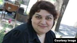 Әзербайжандық журналист Хадиджа Исмайыл