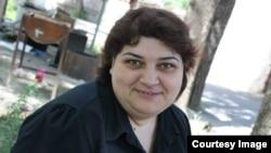 Озарбайжонлик журналист Хадича Исмоилова.