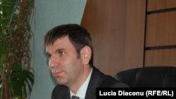 Viceministrul Viorel Guțu