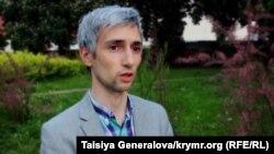 Недім Усеїнов, член виконкому Всесвітнього конгресу кримських татар