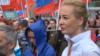 Жена Алексея Навального Юлия (Архивное фото)