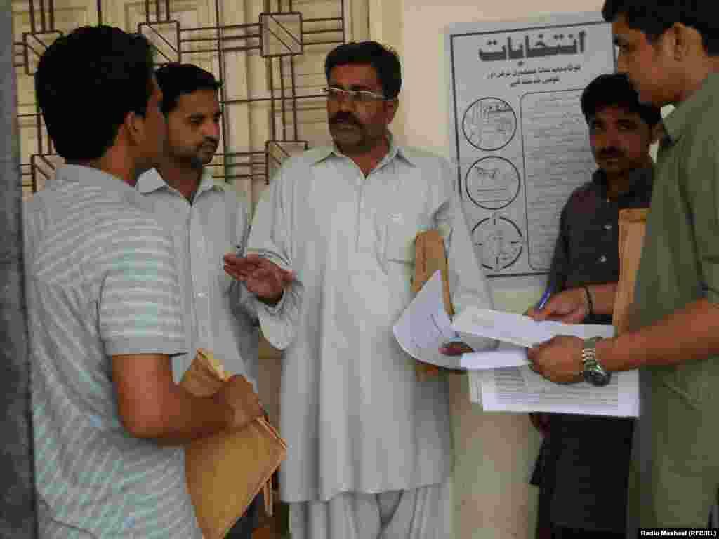In Karachi