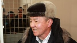 Ismail Isakov in court last week