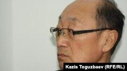 Адвокат генерала КНБ Абдырзака Ильясова, обвиняемого в коррупционных преступлениях.