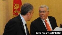Zoran Jelić i Andrija Mandić