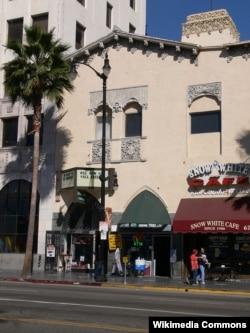 Hollywoodda Stella Adlerin yaratdığ teatr