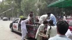 Смертник підірвав вибуховий пристрій у Пакистані. Велика кількість жертв
