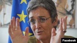 Ulrike Lunacek - Raportuese për Kosovën në Parlamentin Evropian