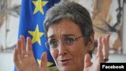 Ulrike Lunaček, potpredsjednica Evropskog parlamenta