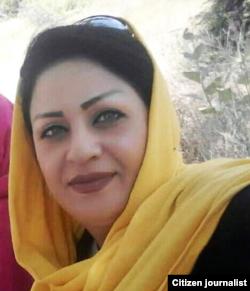 Ameneh Shahbazi.