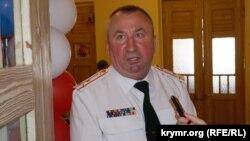 Начальник Евпаторийского детского клинического военного санатория Юрий Пономаренко