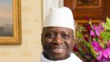 Gambiýanyň awtoritar prezidenti Ýahýa Jamme