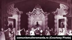 """1950-1960 Piese din repertoriul Teatrului Național Iași. """"Andriușa cel Isteț"""" de Serghei Mihalcov (MNIR)"""