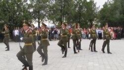 Военное шоу для г-на Рогозина
