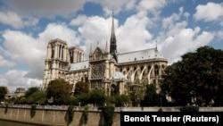 Собор Парижской Богоматери, каким его будут помнить