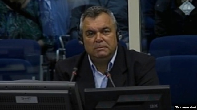 Mendeljev Đurić u sudnici 29. srpnja 2013.