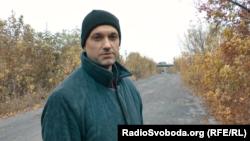 Житель Алчевска Руслан