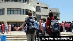 Škola u Podgorici