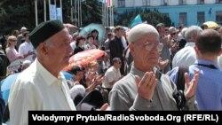 Krym tatarlary.