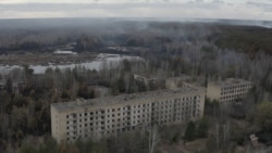 Chernobyl Forests Charred By Wildfires; Arson Suspected