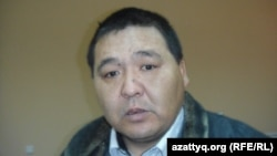 Ерен Көздібаев. Ақтөбе қаласы, 25 қараша 2013 жыл.