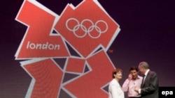 Лондон Олимпиадасынын эн белгиси.