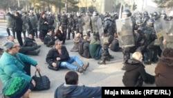 5 дней беспорядков в Боснии