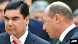 """Narodetski: """"Rumyniýanyň demokratiki özgerişleri Türkmenistana ýol görkezip bilermi?"""""""