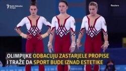 Olimpijke za 'inkluzivniju' i manje seksualiziranu odjeću