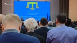 Cemilev, Çubarov, Çiygöz ve Umerov: Kyivde IV Qurultay nasıl keçti (video)