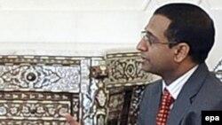 Специальный докладчик ООН по правозащитной ситуации в Иране Ахмед Шахид