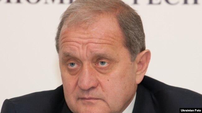 Анатолий Могилев, председатель Совета министров АР Крым в 2011-2014 гг.