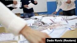 Zabilježeno u Zenici, 7. oktobra 2018. u noći nakon parlamentarnih i predsjedničkih izbora
