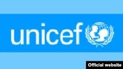 Логотип Детского фонда ООН - ЮНИСЕФ.