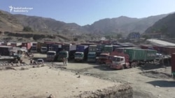 Truckers Cause Chaos At Afghan-Pakistan Border