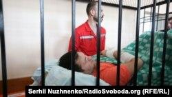 Роман Насіров в приміщенні суду, 5 березня 2017 року