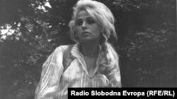 Љупка Џундева во филмот Македонска крвата свадба.