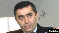 ՀՅ Դաշնակցության բյուրոյի ներկայացուցիչ Արմեն Ռուստամյան, արխիվ